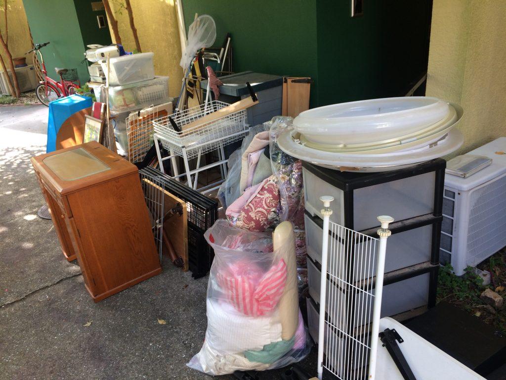 大分引越しゴミ回収、別府市引越しゴミ回収、部屋の片付け、ごみ屋敷