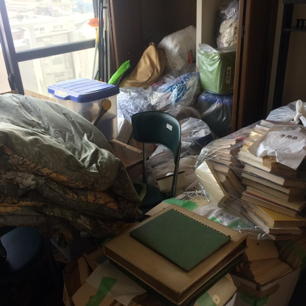 大分市実家片付け、別府市実家片付け、ゴミ屋敷片付け、部屋の片付け、ゴミ回収、